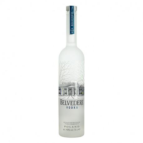 Belvedere Vodka de Seigle de Pologne