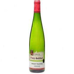 FREY-SOHLER PINOT BLANC  Vin Blanc Alsace