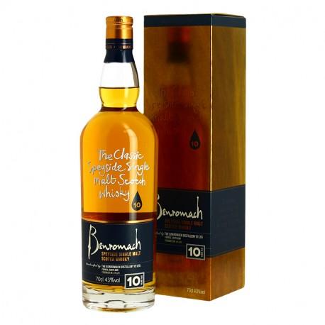 whisky Benromach 10 ans Speyside