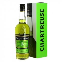 Chartreuse Verte liqueur 55°