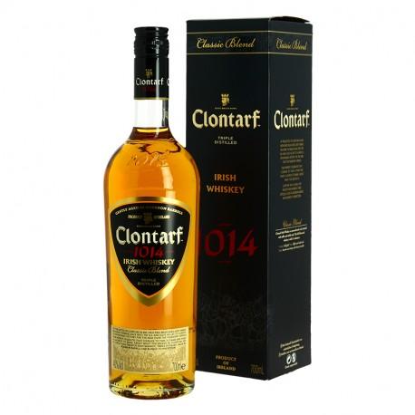 Clontarf Classic Blend Irish Whiskey 70 cl