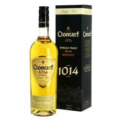 Clontarf Single Malt Irish Whiskey 70 cl