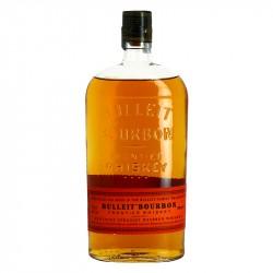 Bulleit Rye Whiskey Kentucky Bourbon Whiskey Etiquette Orange 70 cl