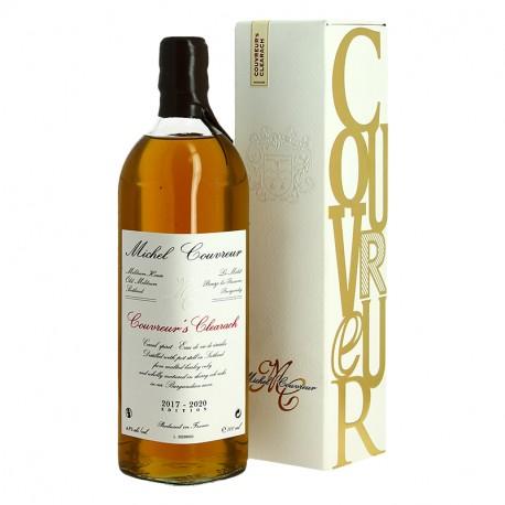 Clearach 43° whisky  fruité de Michel Couvreur