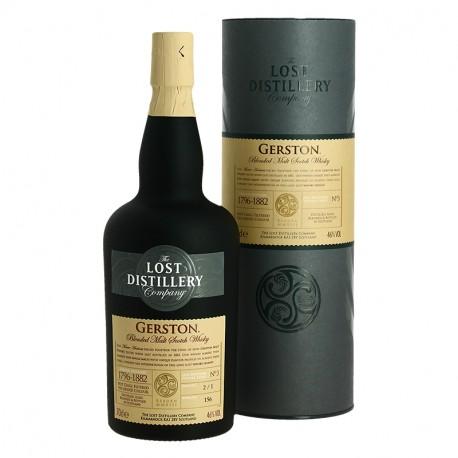 Lost Distillery Whisky GERSTON De Luxe Archivist