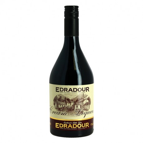 EDRADOUR Cream Crème de Whisky 70 cl