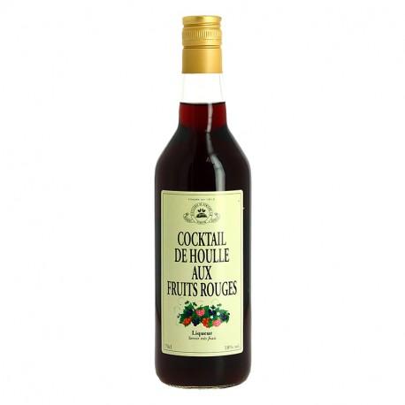 Cocktail de Houlle  aux Fruits Rouges