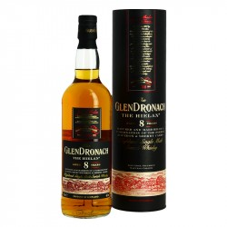 Glendronach 8 ans The Hielan Higlands Whisky