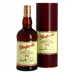 Glenfarclas 15 ans Speyside Single Malt