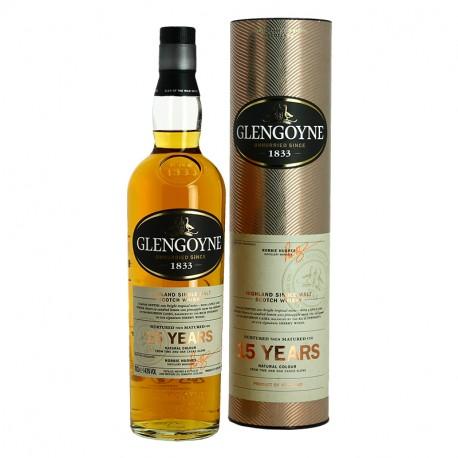 Glengoyne 15 ans Highlands Whisky