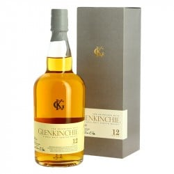 Glenkinchie 12 ans Lowlands Whisky Single Malt 70 cl