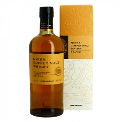NIKKA COFFEY MALT Whisky Japonais 70 cl