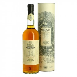 Oban 14 ans Classic Highlands Whisky 70 cl