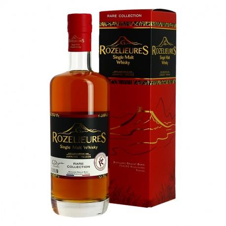 ROZELIEURES RARE COLLECTION 40° Whisky de Lorraine