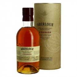 ABERLOUR A'BUNADH Speyside Single Malt