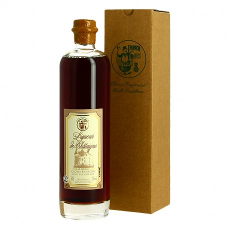 Liqueur de Châtaigne Clovis Reymond 50 cl