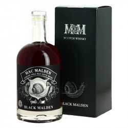 Black Malden Mc Malden Single Malt