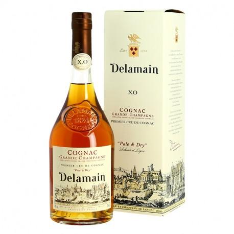 COGNAC DELAMAIN XO Pale & Dry Premier Cru de Cognac Grande Champagne 70 cl