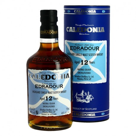 EDRADOUR Caledonia 12 ans Highland Single Malt