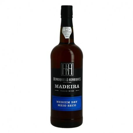 Madère Henriques & Henriques Madiere Medium Dry
