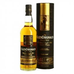 Glendronach  Highlands Whisky Tourbé