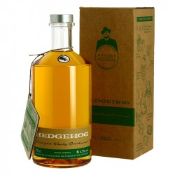 HEDGEHOG Straight Whisky BOURBONNAIS  70 cl Blend Whisky FRANCAIS