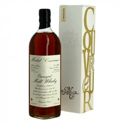 Overaged 43° Whisky Michel Couvreur
