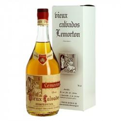 Vieux Calvados Lemorton 10 ans Réserve 70 cl