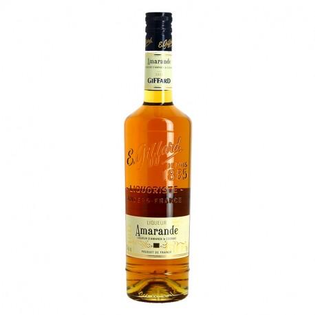 Liqueur Cognac et Amande par Giffard 70 cl