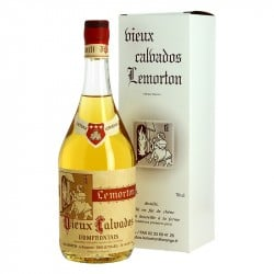 Calvados Lemorton 3* 70 cl