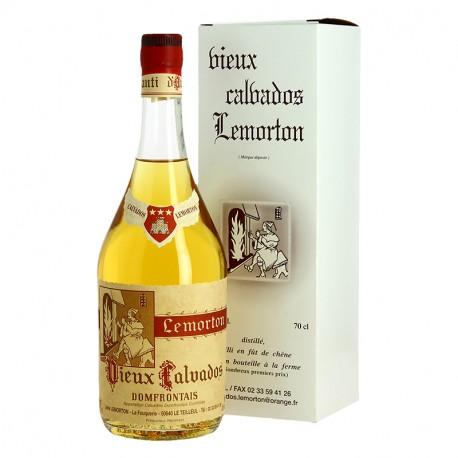 Calvados Lemorton 3* 70 cl