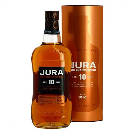 Jura Origin 10 ans Isle of Jura Whisky 70 cl