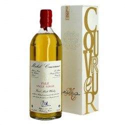 Pale Single Whisky Michel Couvreur Single Malt 45 °