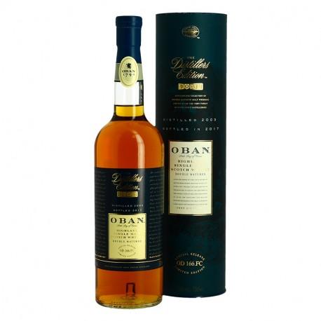 WHISKY OBAN Distillers Edition Highlands