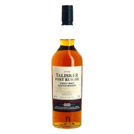 Talisker Port Ruighe Higlands Skye Whisky