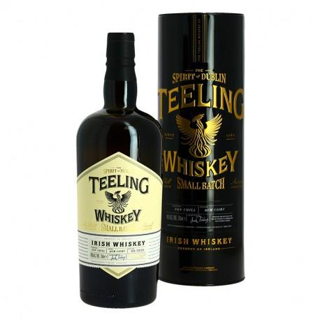 TEELING Irish Whiskey Small Batch 70 cl