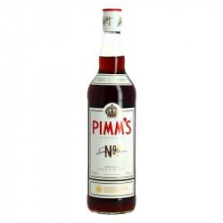 Pimm's N° 1   l'Apéritif Anglais à base de gin.
