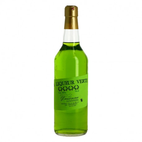Liqueur verte de Druenne 70 cl
