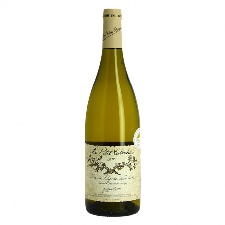 Le PETIT CABOCHE Vin Blanc de Pays du Vaucluse