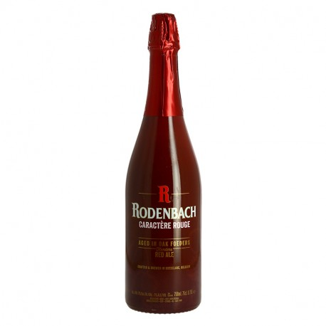 Rodenbach Caractère Rouge Bière Edition Limitée 75 cl