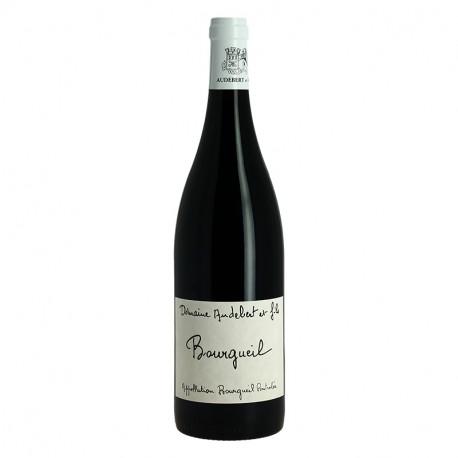 Bourgueil Domaine Audebert et Fils Vin rouge de Loire