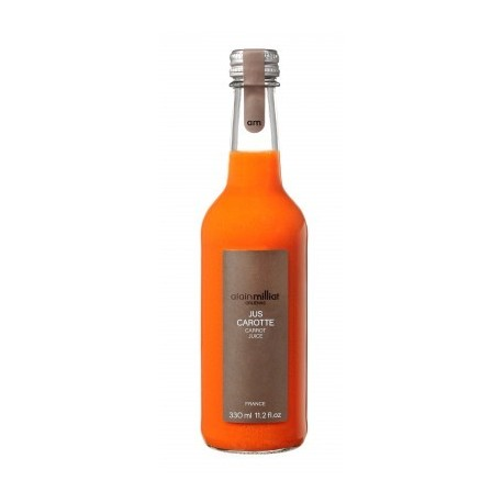 Jus de carotte milliat 33cl