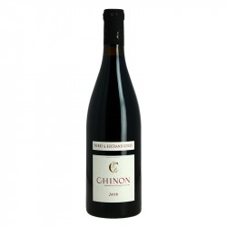Chinon Vin Rouge par Pierre & Bertrand COULY Vin de Loire