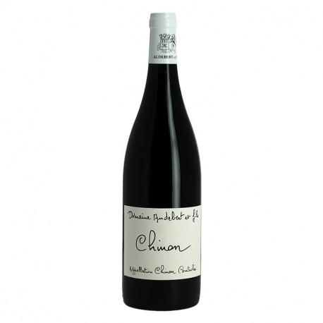 Chinon Vin Rouge Domaine Audebert et Fils Vin de Loire