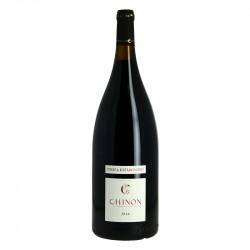 COULY Pierre & Bertrand Chinon Vin Rouge de Loire en Magnum 1.5l