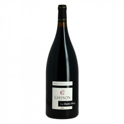 COULY Pierre & Bertrand Chinon vin Rouge Haute Olive Magnum 1.5 l