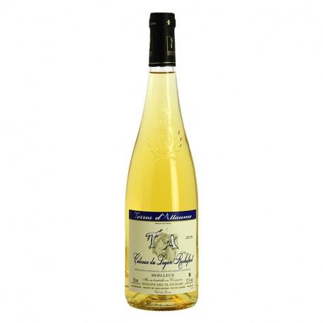 Coteaux du Layon Rochefort Terres d'Allaume Vin Blanc Moelleux de Loire