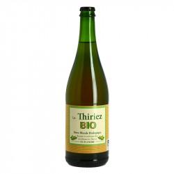 Brasserie THIRIEZ Bière Blonde BIO des Flandres  75 cl