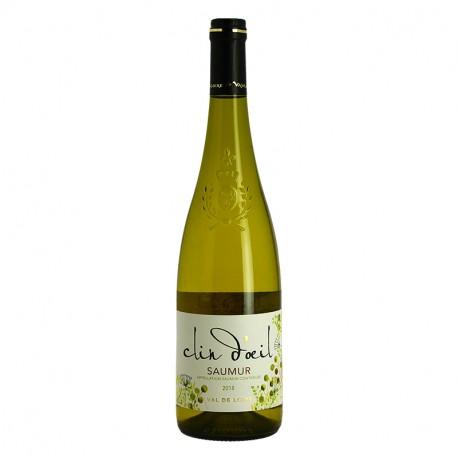 Saumur Blanc Clin d'Oeil Vin Blanc de la Loire