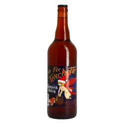 La FEE TORCHETTE Bière de NOEL 75 cl